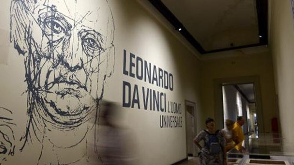 A new Leonardo da Vinci painting might have been discovered