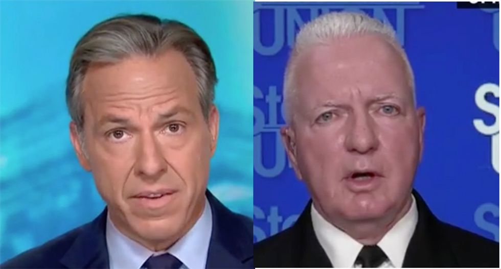'How is that not a failure?': Trump health official called out by CNN's Tapper over COVID-19 debacle