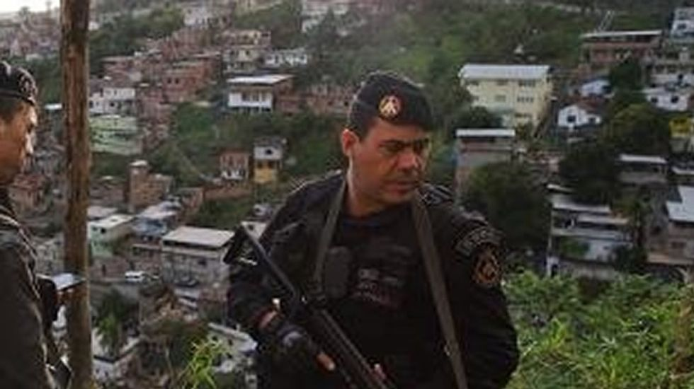 Brazilian police engage in massive urban 'pacification' effort as World Cup approaches