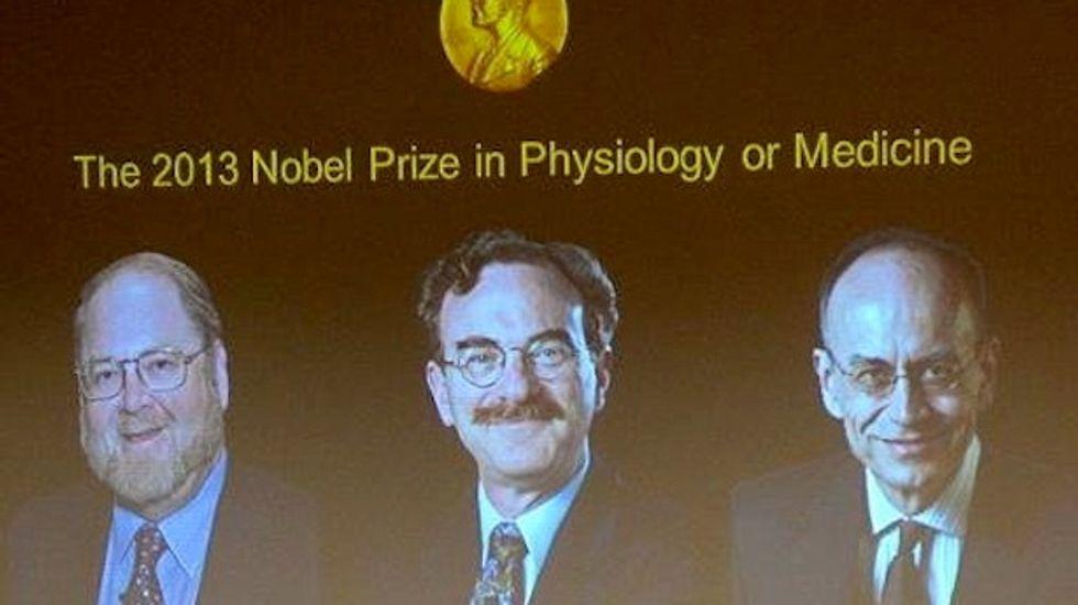 U.S. duo, German win Nobel Medicine Prize