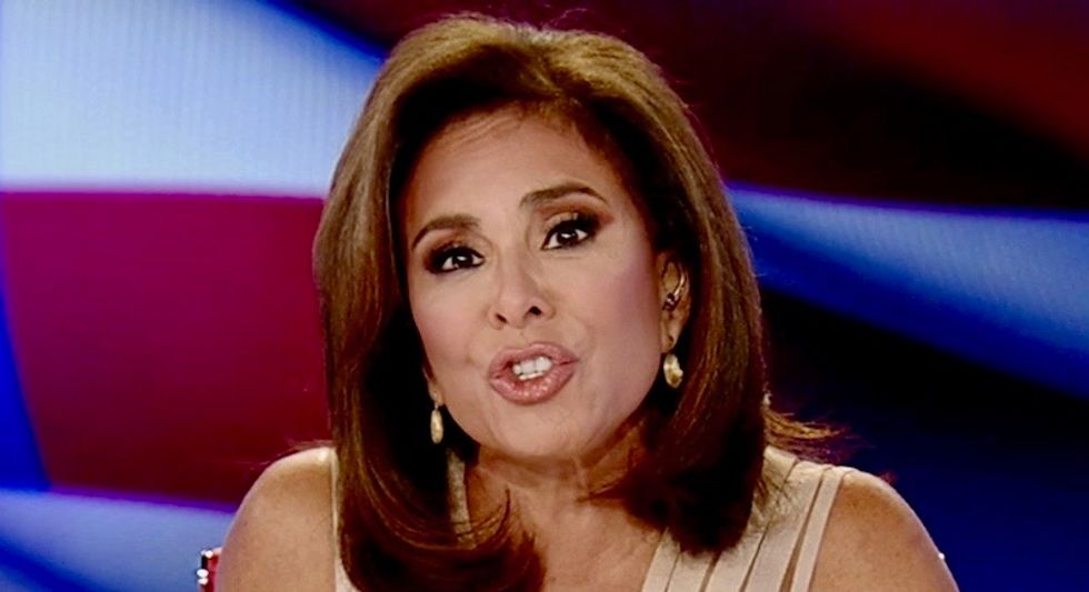 Fox News' Jeanine Pirro goes on bonkers rant about Diane Feinstein and 'unhinged lunatic demon rats'