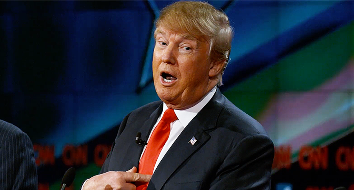 Trump praises far-right Wyoming Republican as his war against Liz Cheney escalates