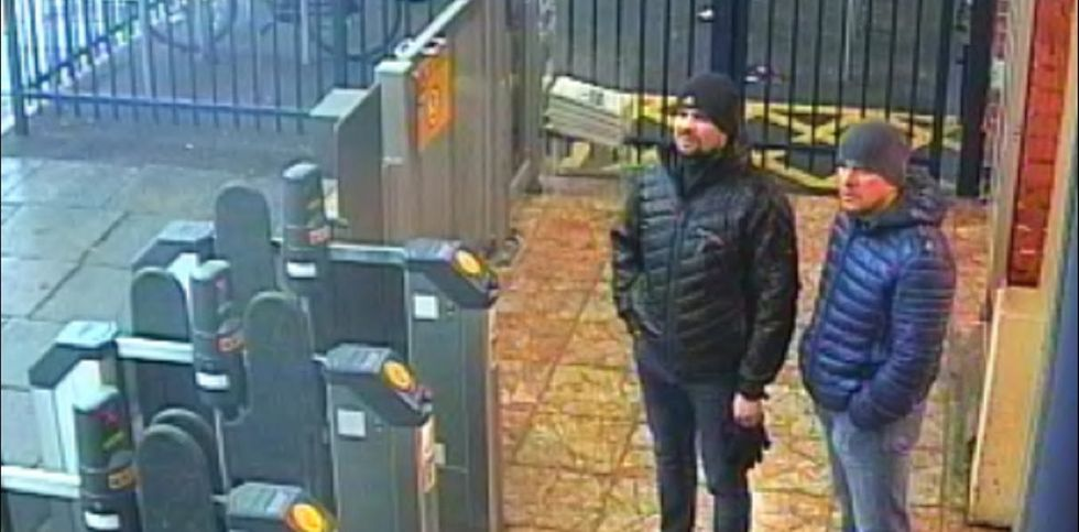 What body language can – and can't – tell us about Russians accused of Sergei Skripal poisoning