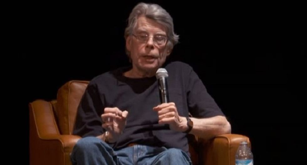Author Stephen King quits Facebook: 'Not comfortable with the flood of false information'