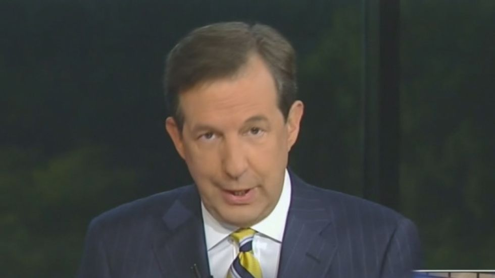 Fox News' Chris Wallace: Obama 'trying to panic the markets' to hurt Republicans