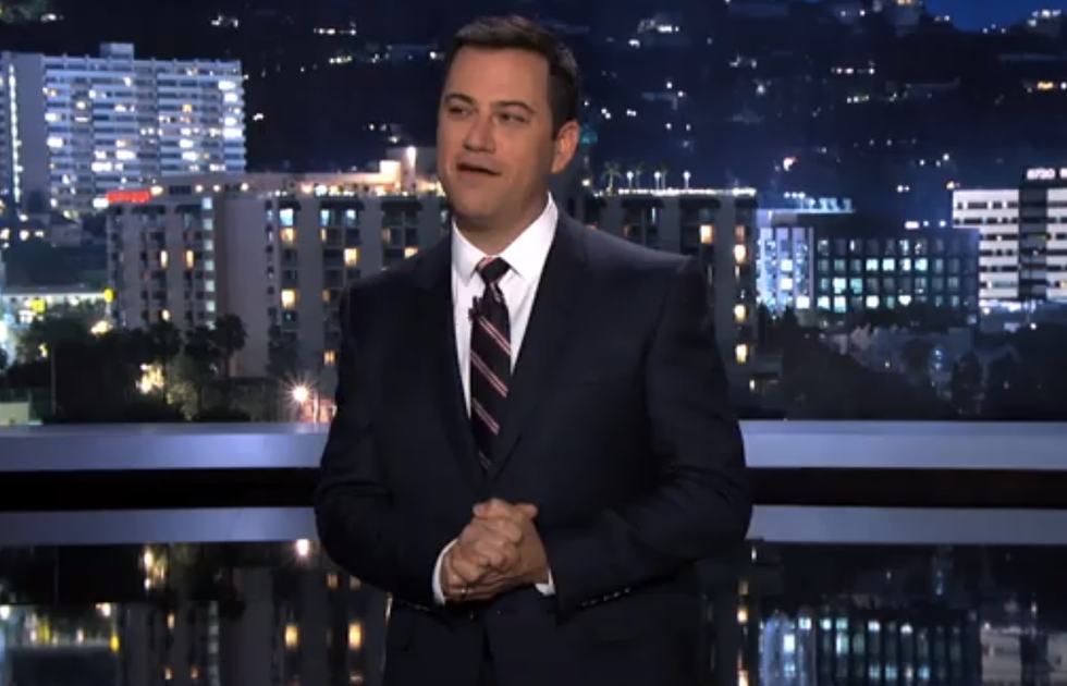 Kimmel lampoons Fox News for falling for 'Muslim museum' hoax