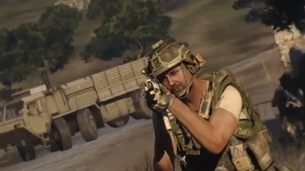 Red Cross seeks virtual consequences for gamers who commit virtual war crimes