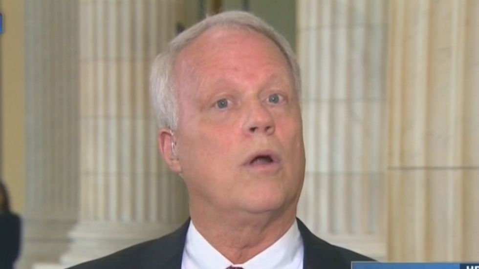 Rep. Paul Broun: Right to have 'guns everywhere' was 'given by our Lord'