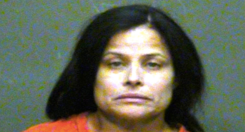 Oklahoma woman kills 'possessed' daughter by shoving crucifix down her throat
