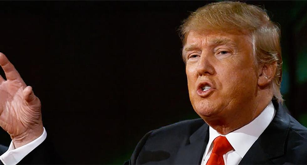 Trump endorses primary challenger for 'WEAK' and 'toxic' GOP Senator Jeff Flake