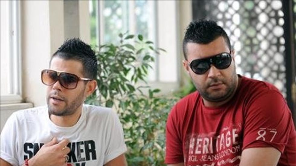 Tunisian rappers and journalist on trial for 'attacks on public morals'