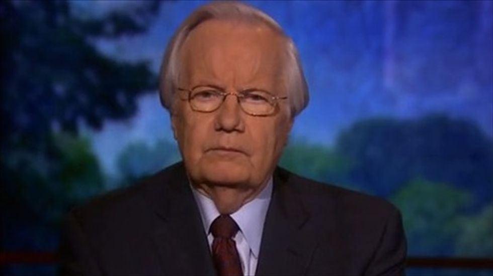 Bill Moyers: Tea Partiers 'have sucked the last bit of soul' from GOP