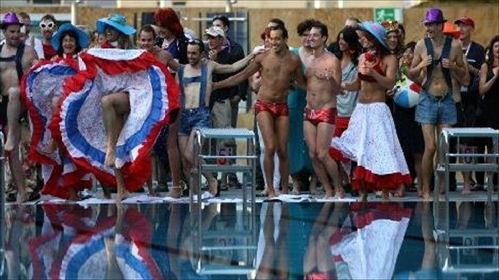 Cleveland hosts International Gay Games in same-sex marriage battleground state
