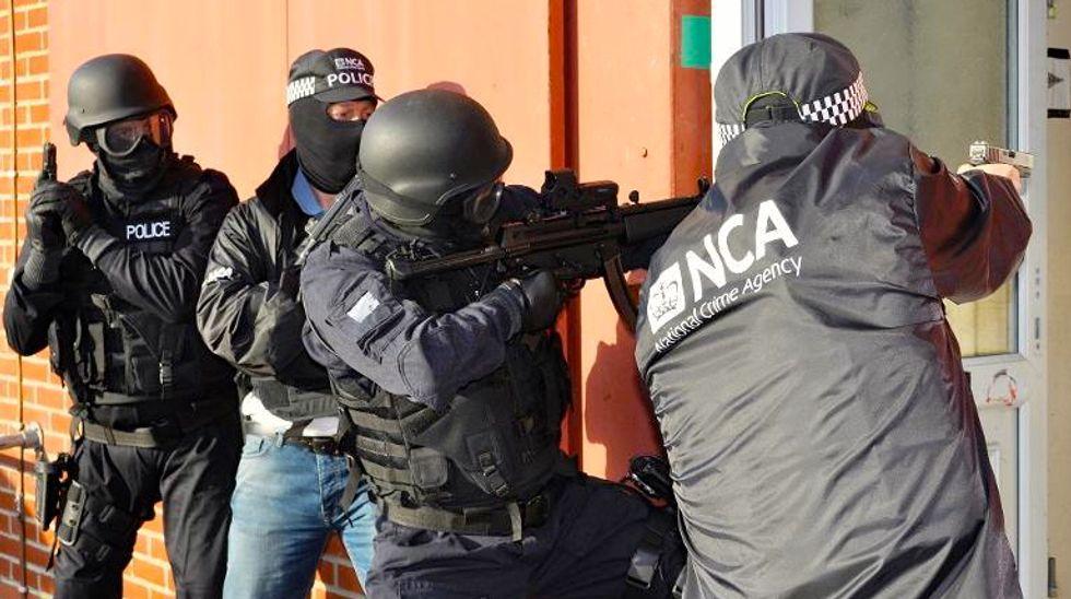 Four arrested in UK over Silk Road drugs website