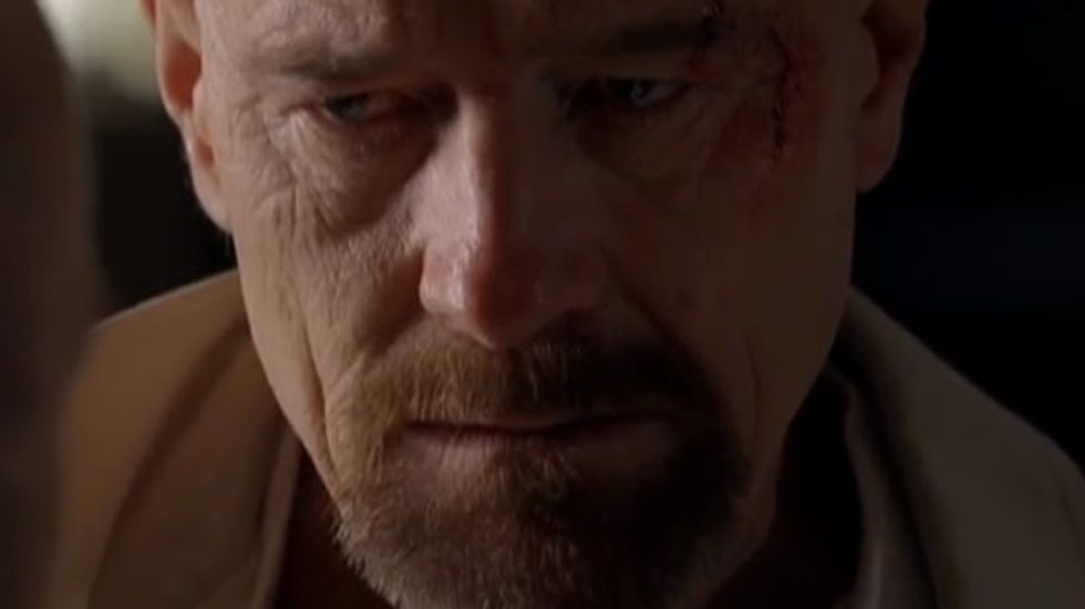 'Breaking Bad' can't be art: Thoughts on the first truly naturalist television narrative