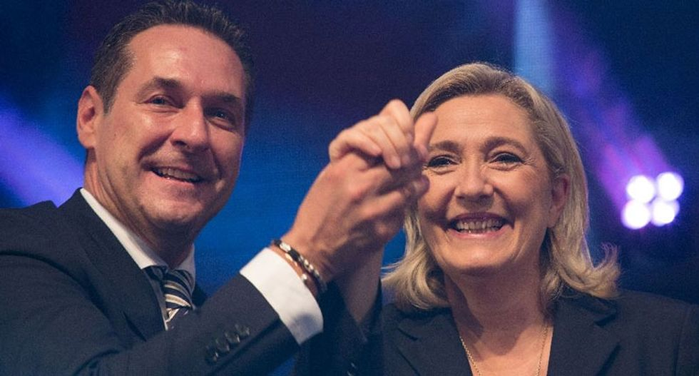 Austria far-right under pressure after fresh fraud allegations