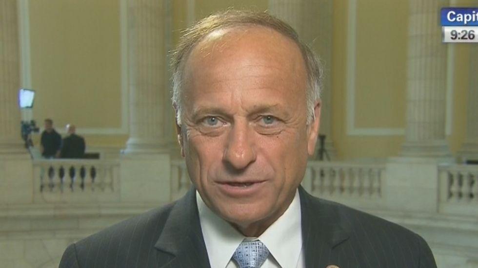 Even John Boehner thinks Iowa's Steve King is an 'a**hole'