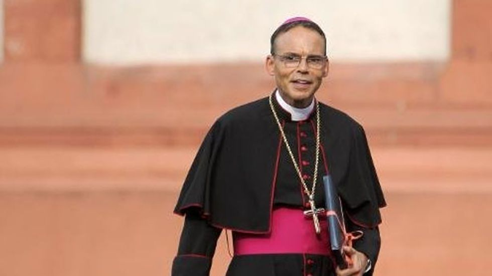 Big-spending German 'bling bishop' faces grilling from Pope Francis
