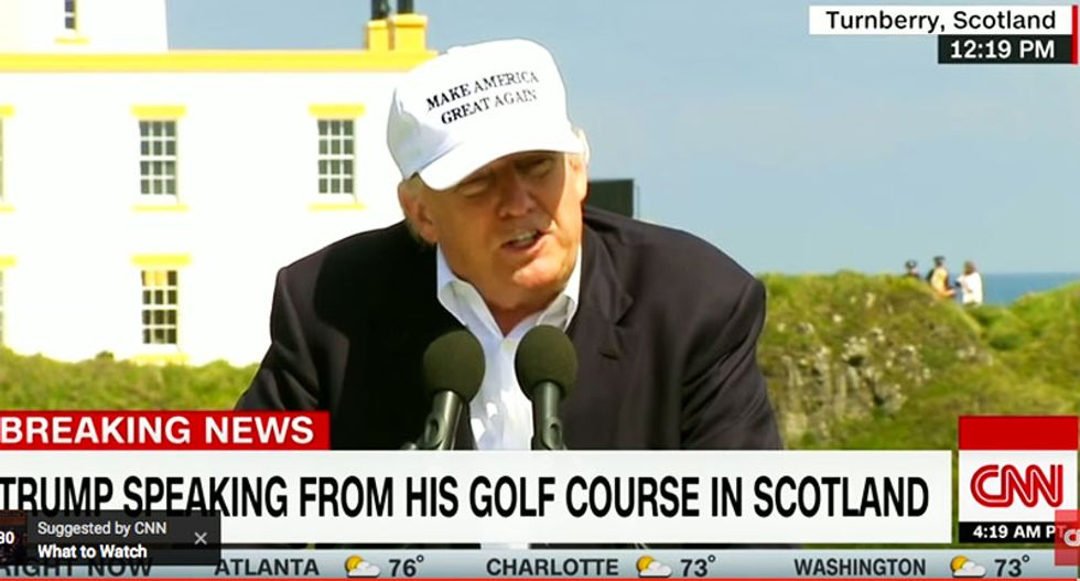 Trump National Golf Course worker fired after she complained about sexual harassment: lawsuit