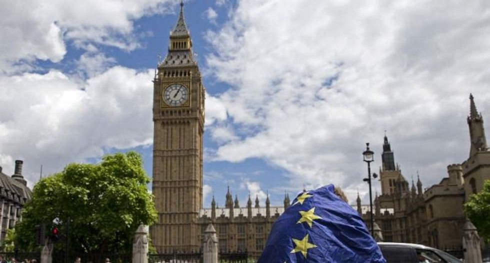 A disunited kingdom: How the Brexit vote exposed Britain's geographical schism