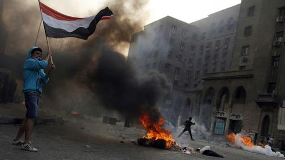 Amnesty International: Egypt used live ammo against protesters