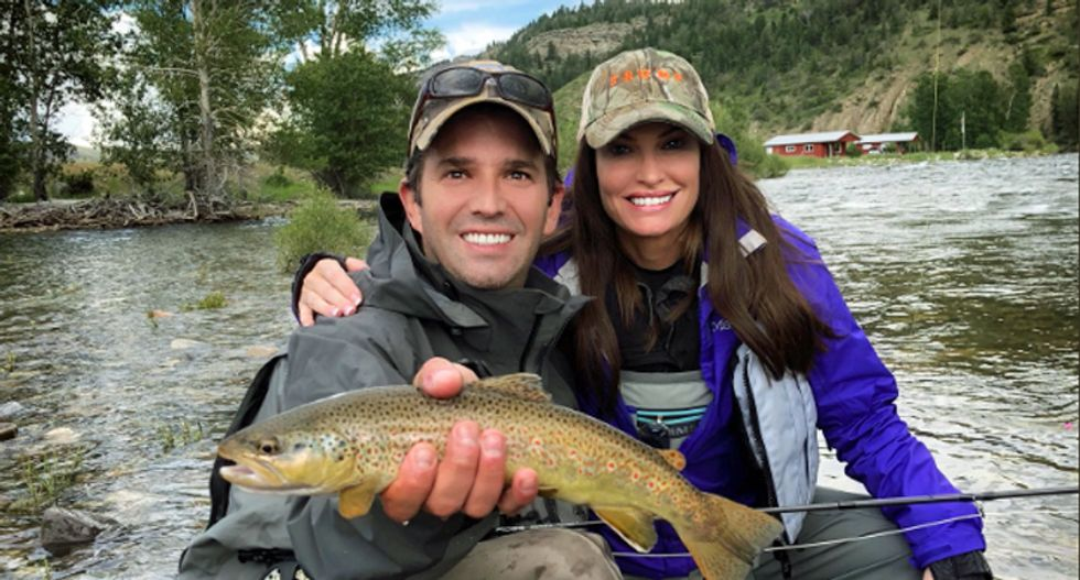 'Just not who we are': Montana tavern refuses Donald Trump, Jr. and Kimberly Guilfoyle
