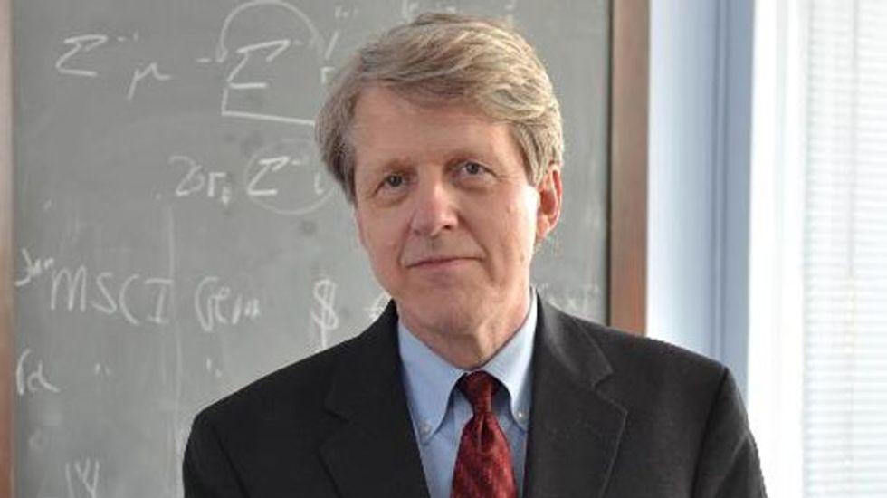 Nobel Economics laureate Robert Shiller: U.S. default 'not the end of the world'
