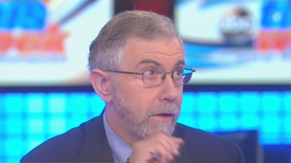 Paul Krugman: Trump's election will damage America for generations