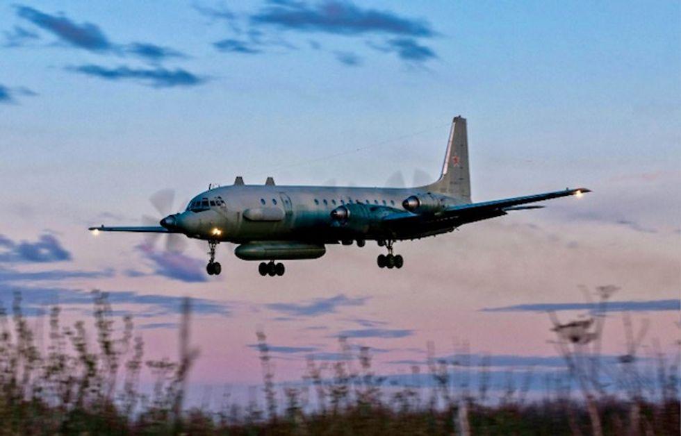 Syria downs Russian plane, Moscow blames Israel