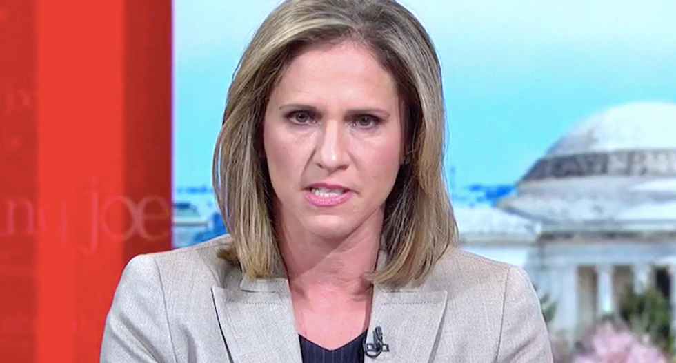 'Height of hypocrisy!' Ex-prosecutor shreds GOP for insisting on Ford testimony while letting Trump avoid Mueller