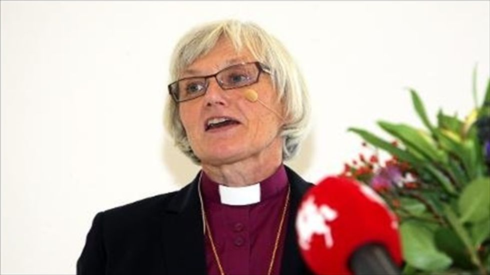 Church of Sweden elects first female archbishop