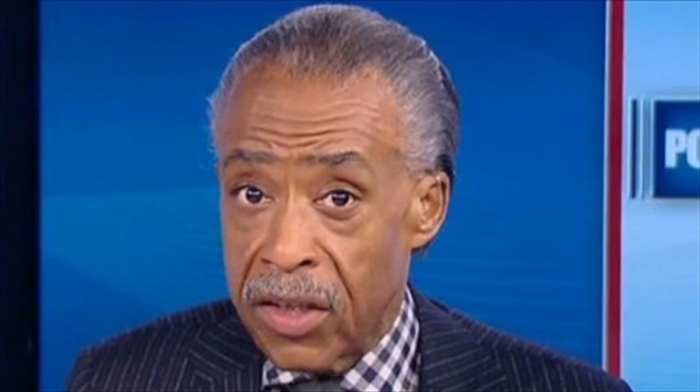 Al Sharpton to preach in South Carolina town where officer shot unarmed black man