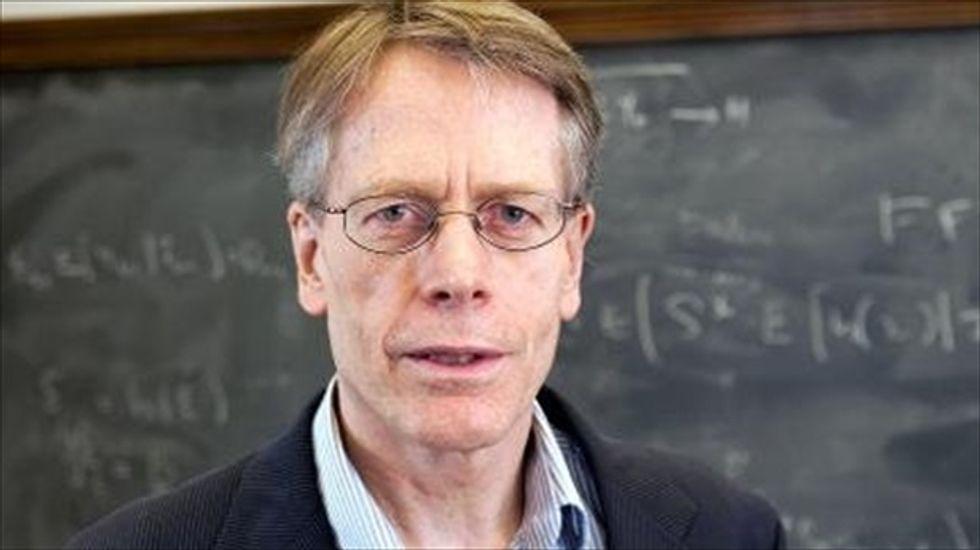 Nobel-winning economists celebrate by going back to school