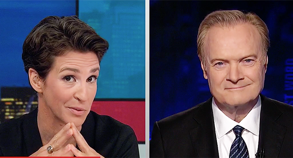 'I see him hurtling towards the sun': MSNBC's Rachel Maddow predicts Kavanaugh won't be confirmed