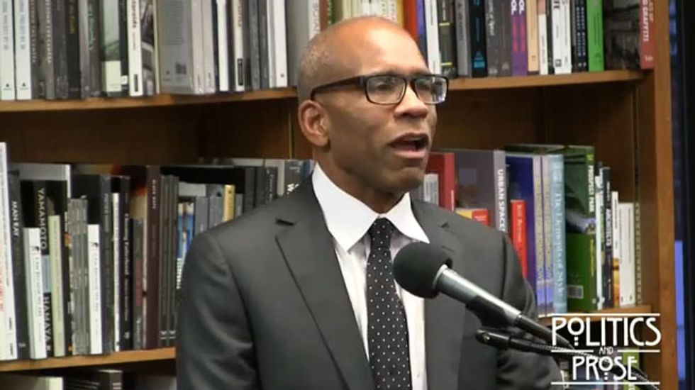 Harvard law professor: Affirmative action not about putting down white people