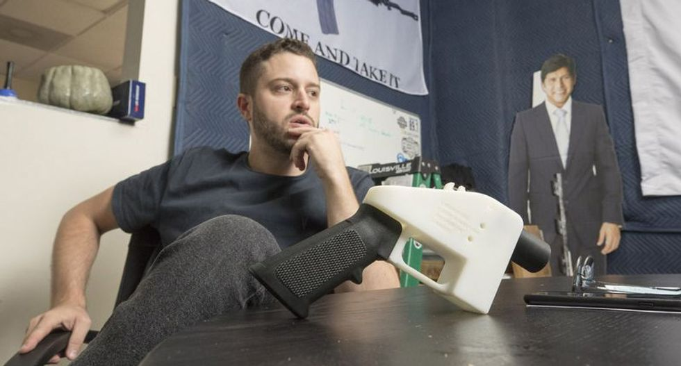 3D-printed gun designer Cody Wilson charged with sexually assaulting an underage girl