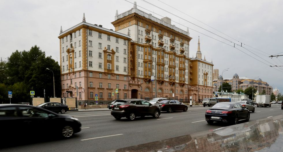 US embassy in Moscow says locked out of diplomatic property