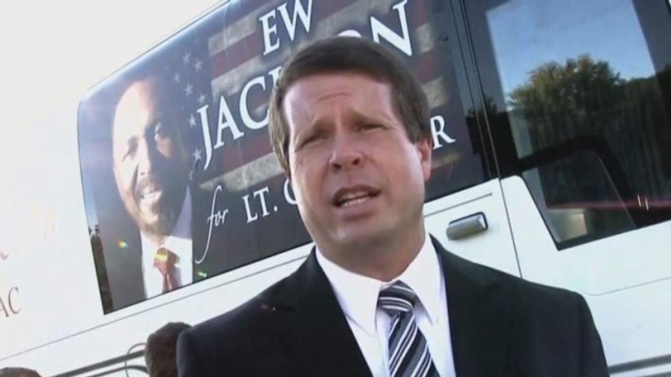 Ex-state trooper: Jim Bob Duggar lied and told me his son had molested only one girl