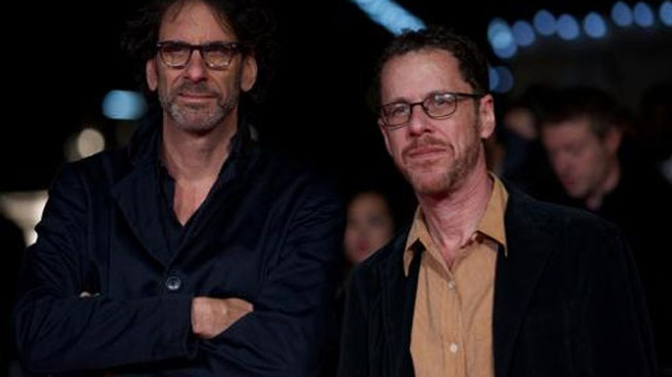 Coen Brothers to receive France's top cultural honor