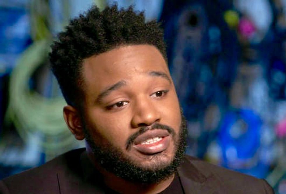 'Black Panther' director Ryan Coogler 'never imagined' being alive at 30