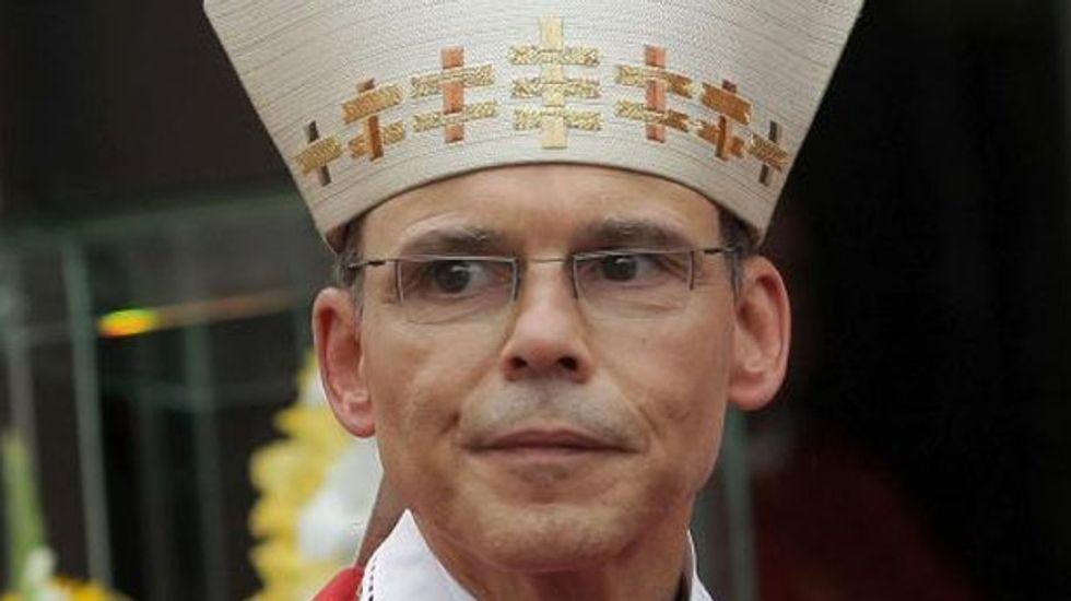 Pope Francis indefinitely suspends German 'bling bishop'