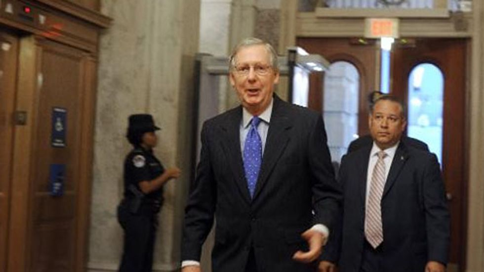Is the shutdown over? Senate leaders say they have hammered out a compromise
