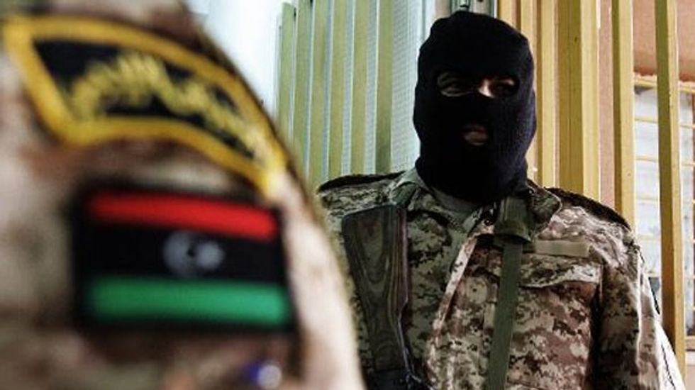Retired Libyan rebel general in Benghazi to 'purge' city of of terrorists