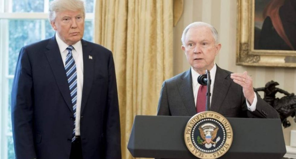 Former White House aide blasts Trump for 'acting like a child' with Sessions spat: 'What an absolute baby'
