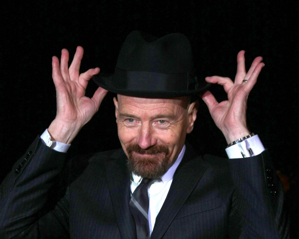Bryan Cranston: I could be in the 'Breaking Bad' prequel