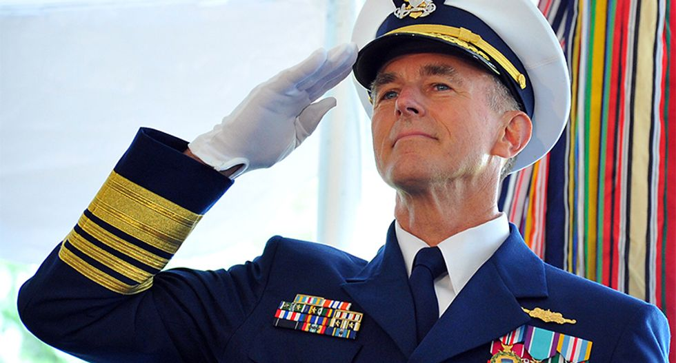 'I will not break faith': Coast Guard admiral defies Trump order to ban transgender service members