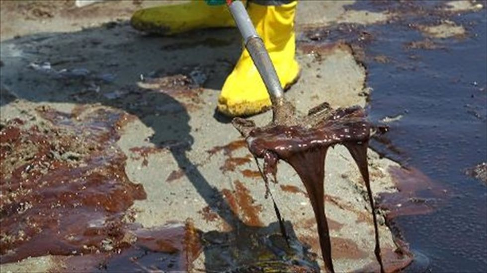 Scientists: Methane from 2010 BP oil spill lasted long after clean-up