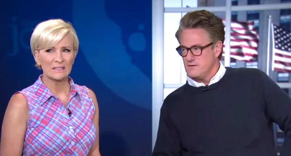 Morning Joe slams 'stupid' Trump's attacks on Warren's heritage: 'What the hell's wrong with them?'