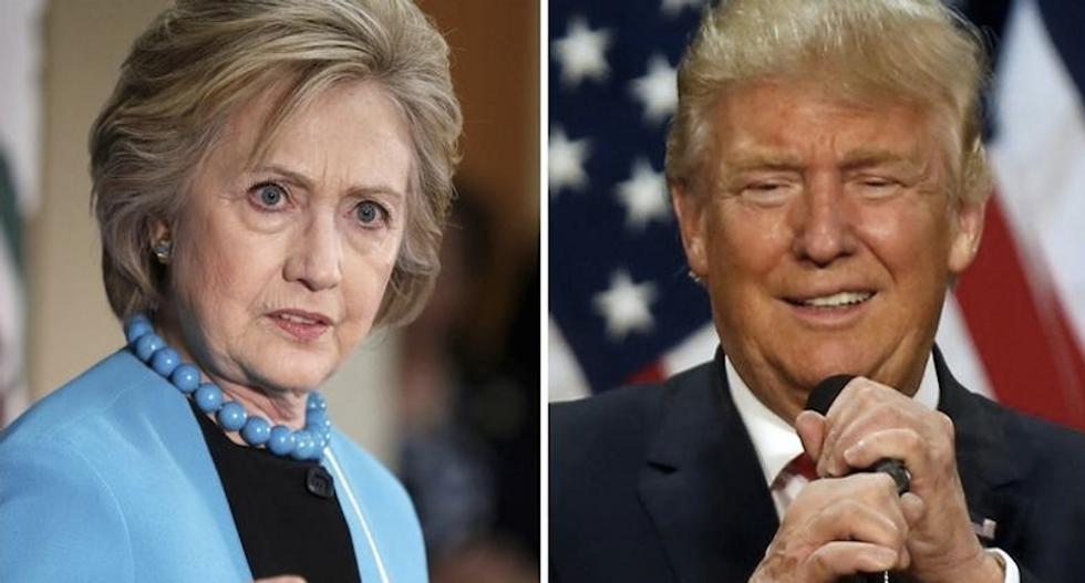 Trump vs. Clinton: Debate will mark biggest moment of election