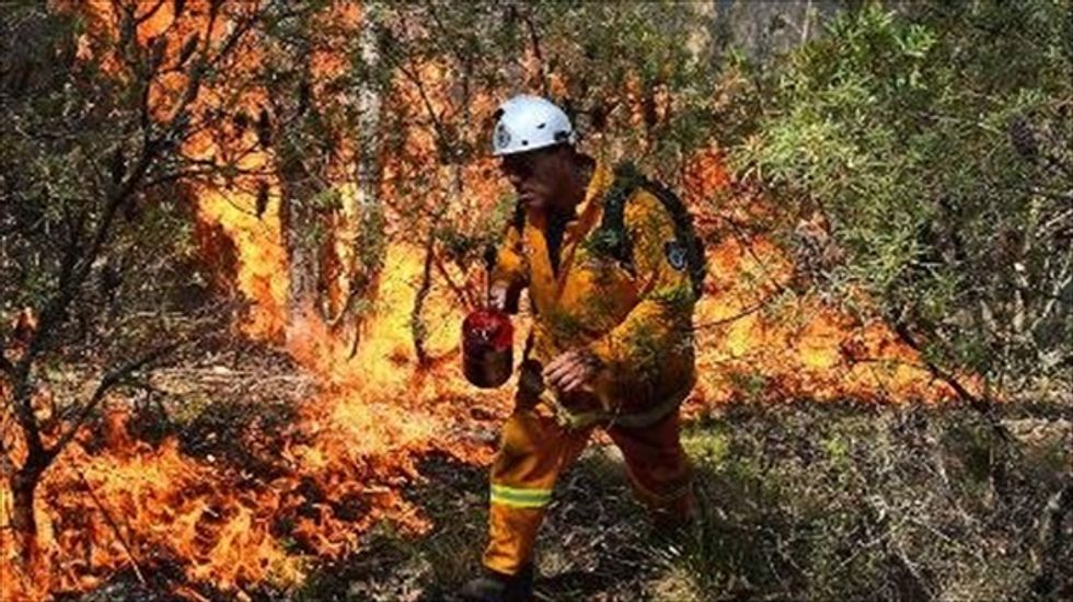 California's firefighters are braced for a long, hot - and busy - summer
